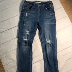 Kan Can jeans size 7/27. Washed never worn